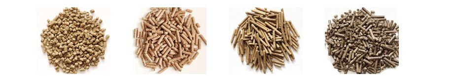 LES DIFFERENTS ASPECTS DU PELLET